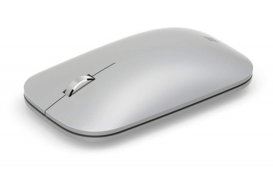Microsoft Surface Mobile Mouse muis Bluetooth Blue